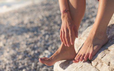 Los pies un reflejo del alma